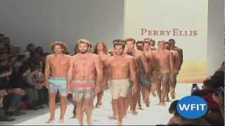 Spring 2012 Perry Ellis Collection - WFIT Thumbnail