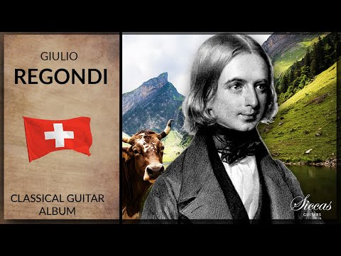 The Best of Giulio Regondi | Classical Guitar Compilation