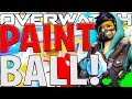 OVERWATCH PAINT BALL WITH JEROMEASF & FRIENDS!