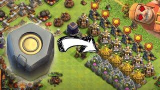 RUNE DES GOLDS! Lager direkt voll! ☆ Clash of Clans ☆ CoC