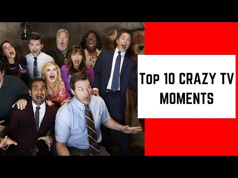 Top 10 CRAZY TV MOMENTS - Ten UNFORGETTABLE MOMENTS CAUGHT ON LIVE TV | TOP TEN