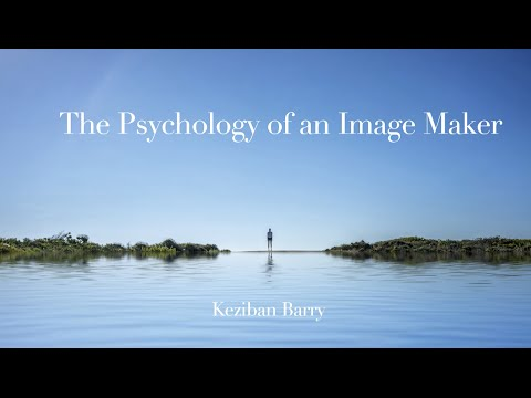 The Psychology of an Image with Keziban Barry