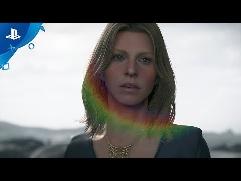 Death Stranding - E3 2018 4K Trailer | PS4