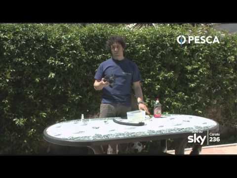 Pesca TV Sky 236 - PESCA IN APNEA: PREPARIAMO L'ATTREZZATURA, LA MASCHERA - Fabrizio D'Agnano