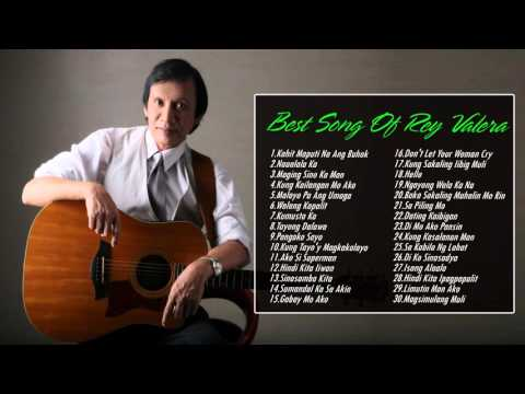 Rey Valera Classic Songs 2016 | Rey Valera Greatest Hits - Filipino Music