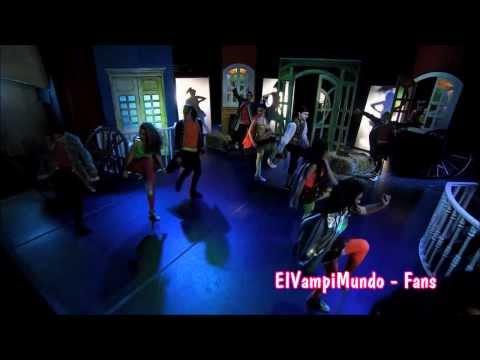 Chica Vampiro - Chica Vam Vam Vam - (HD)