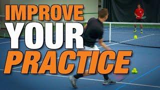 7 OVERLOOKED Tennis Warm Up Drills!