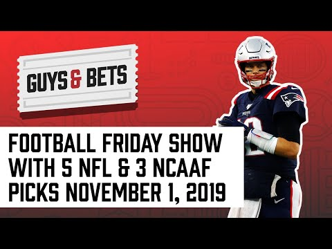 In The Zone - Betting Guide to the Football Weekend w/ Kris Abbott
