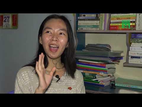 Bí quyết đạt điểm 10 môn ngữ văn của nữ sinh An Giang| VTC14