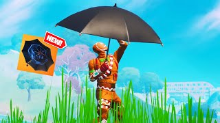 fortnite added the MEME UMBRELLA