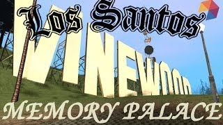 Santa Maria Beach Safe House -- GTA San Andreas Memory Palace
