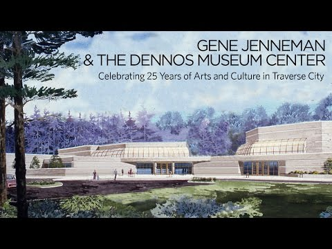 Gene Jenneman and Dennos Museum Tribute