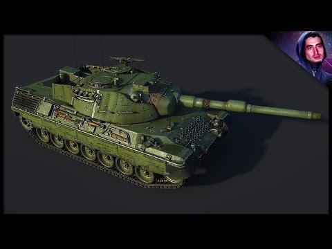Is The Leopard L44 a Good Buy? || Leopard L44 (War Thunder Tank Gameplay)
