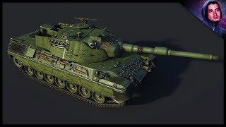 Is The Leopard L44 a Good Buy? || Leopard L44 (War Thunder Tank Gameplay)