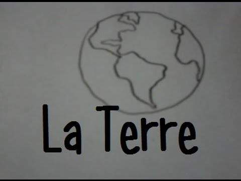 Draw Me The Earth Youtube