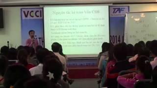 Video hướng dẫn thông tư 200/2014/TT-BTC chế độ kế toán 2015