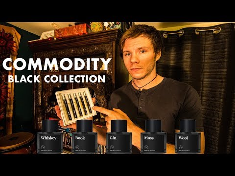 Commodity - Black Collection (First Impressions)