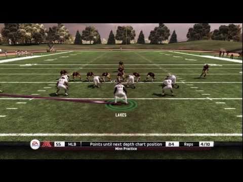NCAA Football 11: Road to Glory, Loon Lakes Episode 2