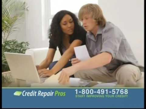 Credit Repair Pros TV commercial (2016)