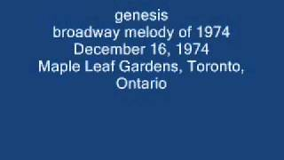 broadway melody of 1974 live