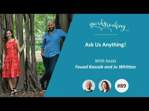Ask Us Anything - A Quirky Journey Podcast #89
