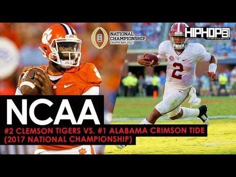Clemson vs. Alabama - Game Recap - January 9, 2017 - ESPN