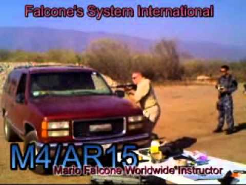 M4 AR15    FALCONE'S SYSTEM INTERNATIONAL.wmv