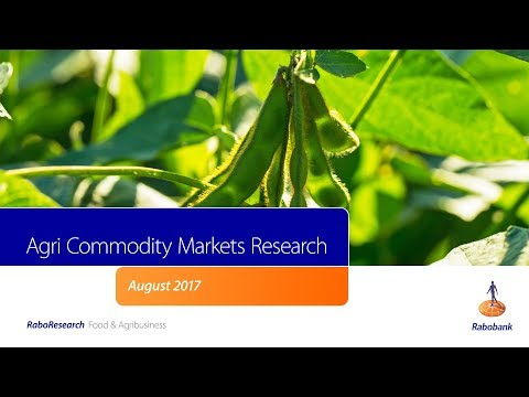 Agri Commodities Monthly August 2017: Uphill Struggles Ahead