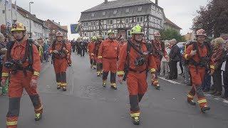 125 Jahre Kali Bergbau im Werratal - Festumzug Heringen 2018