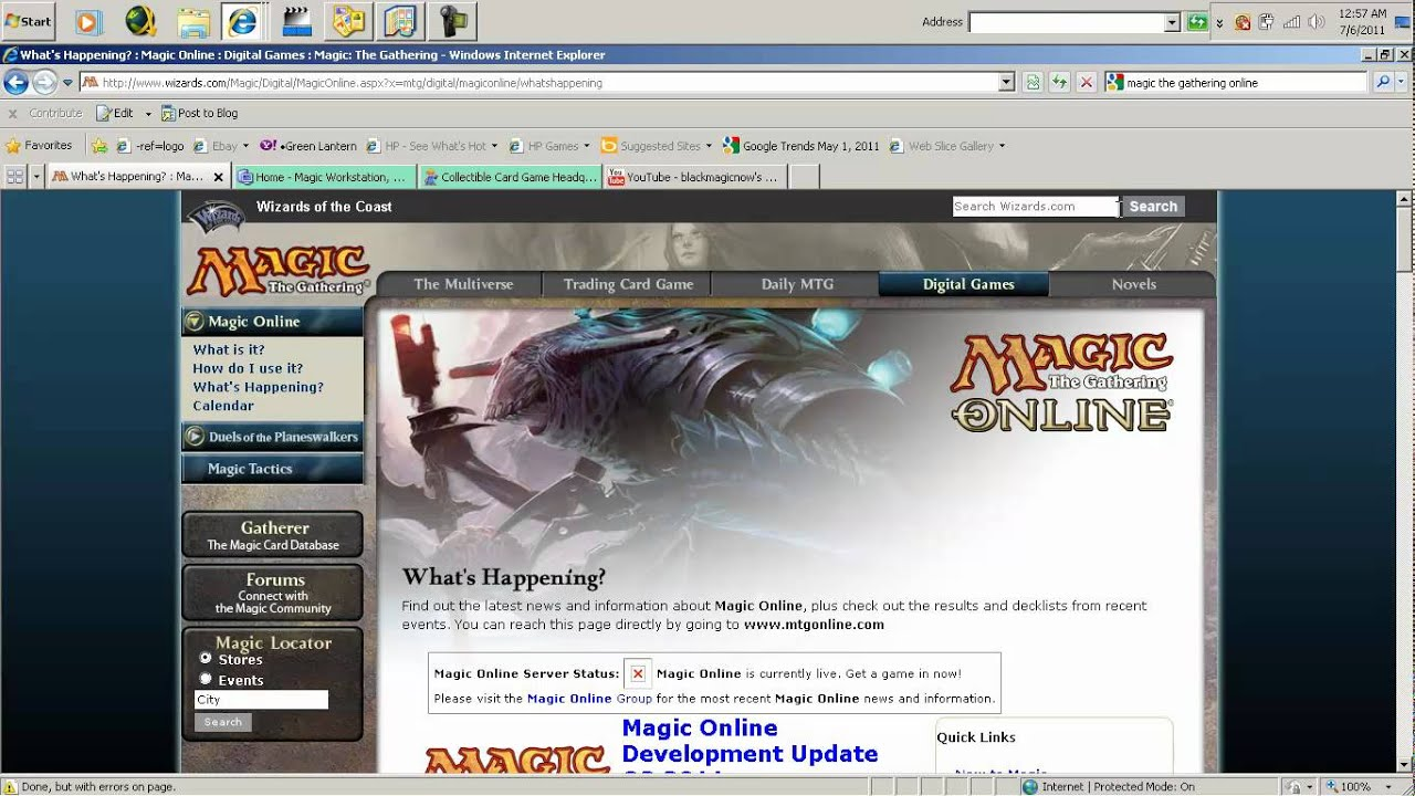 HOW TO PLAY MAGIC THE GATHERING ONLINE LETS PLAY MTG TODAY FREE M12 GAMEDAY  COMING SOON
