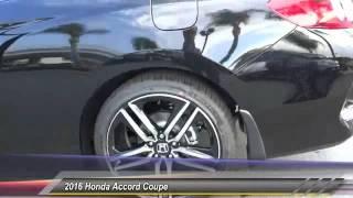 2016 Honda Accord Coupe Pasadena Cerritos Los Angeles Alhambra Pasadena, SoCal, Orange County 161176