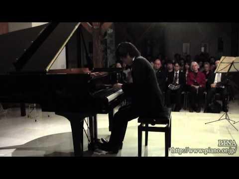 Franz Liszt: Fünf kleine Klavierstücke No.5 S.192 pf.中山翔太