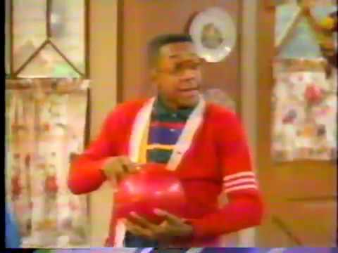 Steve Urkel and the bowling ball