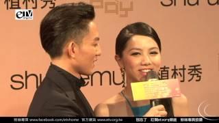 林宥嘉 鄧紫棋 第24屆金曲獎 星光大道 媒體訪問