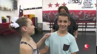 Dance Moms - Maddie Ziegler & Gino Trial Dueto