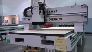 C.R. ONSRUD 145M12 CNC Machine
