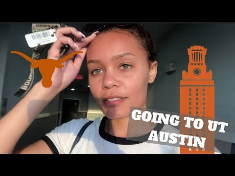 The TRUTH About Going to the University of Texas at Austin + Surviving College | Day in the Life