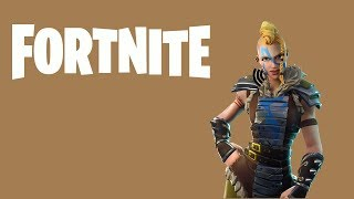 Fortnite HUNTRESS'S VOICE!!!