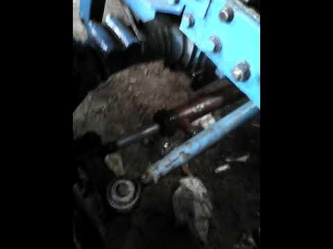 Переделка рулевой т 40 на дозатор