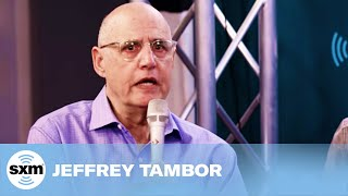 "Jeffrey Tambor is ""nervous"" on current press tour after Transparent firing"