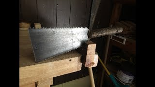 How to Make a Japanese Pull Saw