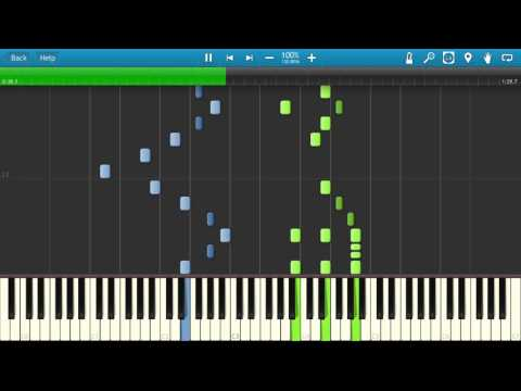 Darker than Black Gemini of the Meteor  Tsukiakari No Michishirube Piano Tutorial