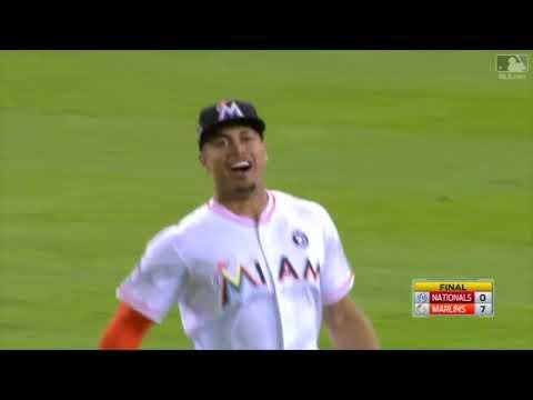 Miami Marlins 2017: Best of August