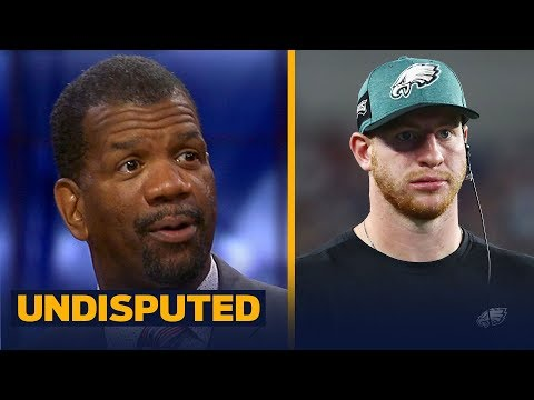 Rob Parker on Wentz and the Eagles after their preseason loss to the Patriots | NFL | UNDISPUTED