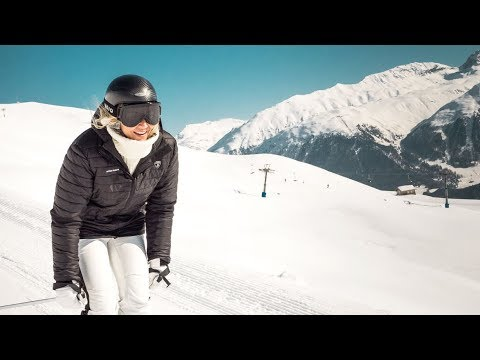ONE OF MY BEST SKI DAYS IN ST MORITZ! Mp3