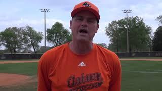 Baseball Preview: at Montevallo - 3.30-31.18