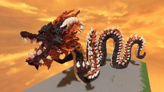 Minecraft / Top 5 des plus beaux dragons #3