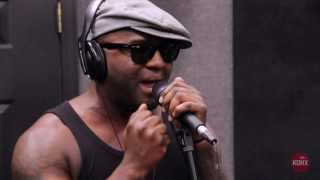 "AJ & The Jiggawatts ""Hard Times"" Live at KDHX 8/24/13"