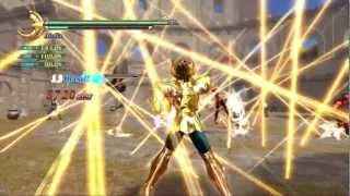 Saint Seiya Sanctuary Battle - Leo Aioria