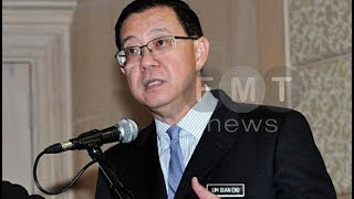 1MDB bailout is the largest ever, says Guan Eng